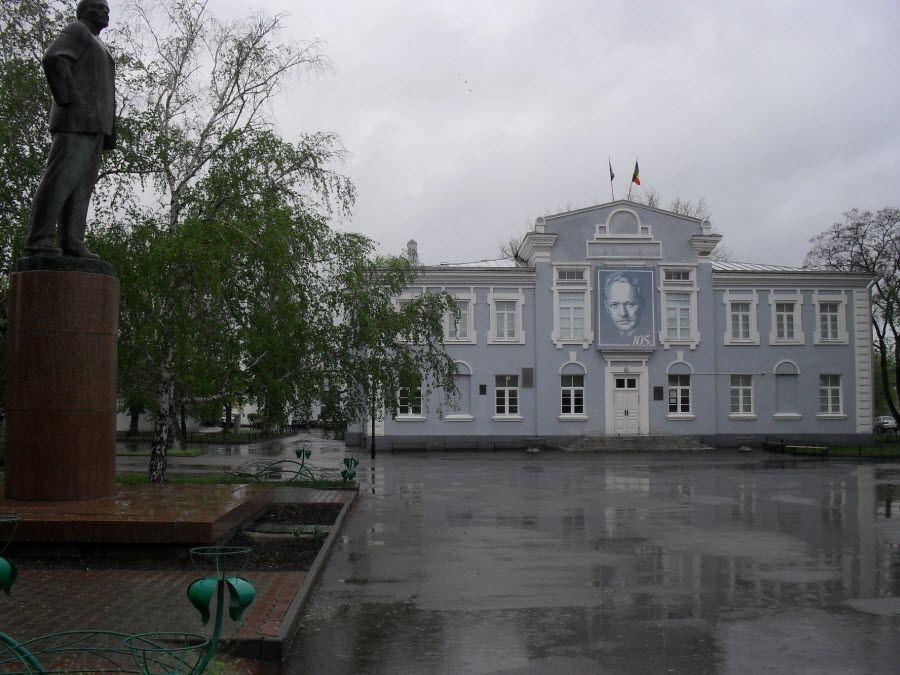 Архитектура усадьбы М. А. Шолохова фото