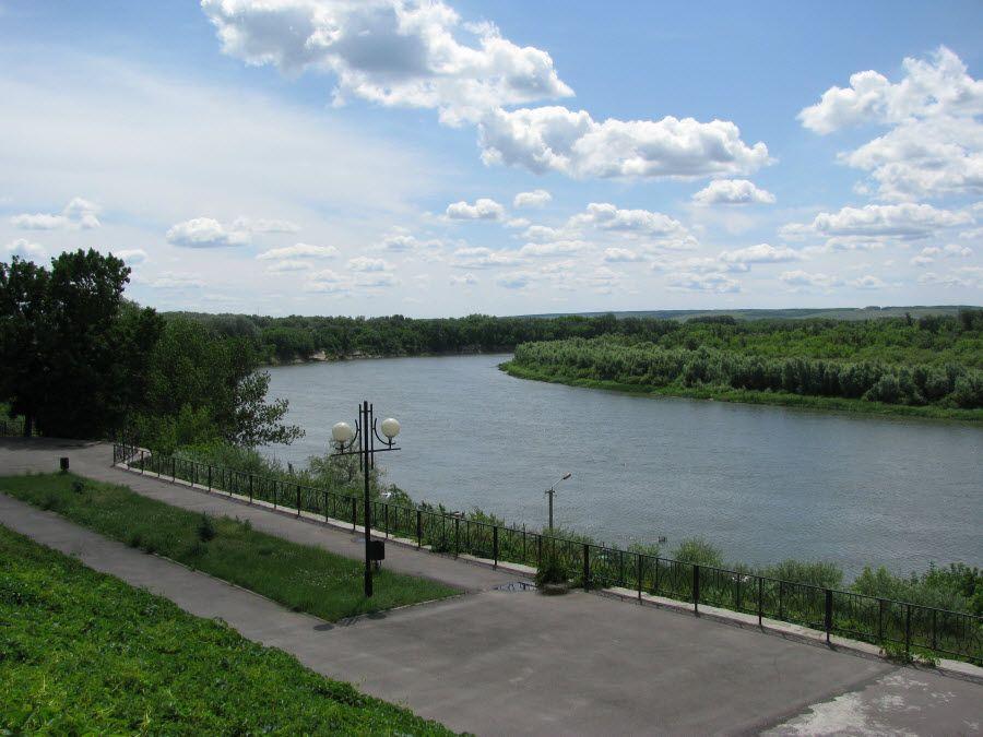 Фото удивительной природы окружающей усадьбу М. А. Шолохова