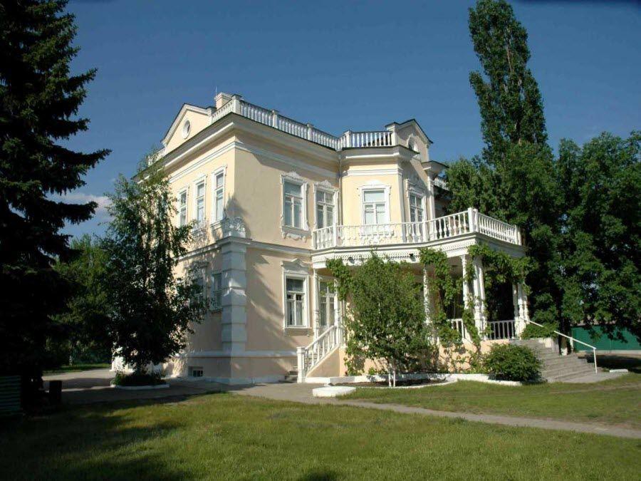 Мемориальный комплекс Усадьба М. А. Шолохова фото