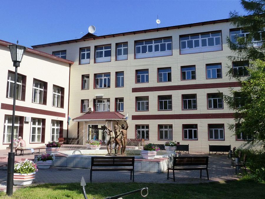 Фотография санатория на Марциальных водах
