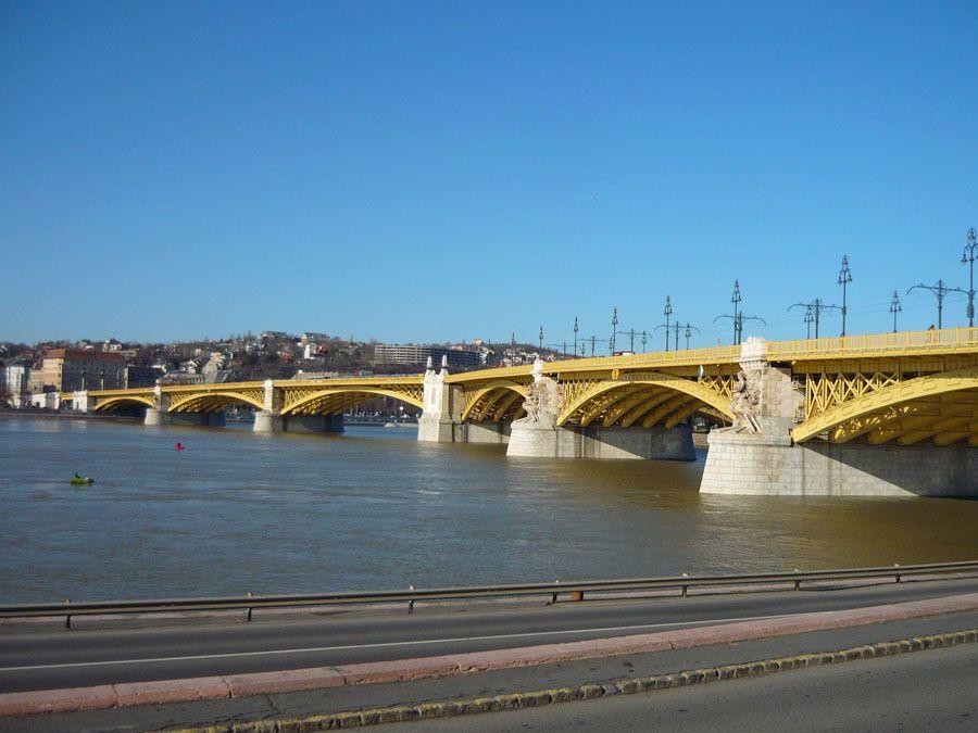 Мост Маргит Фото