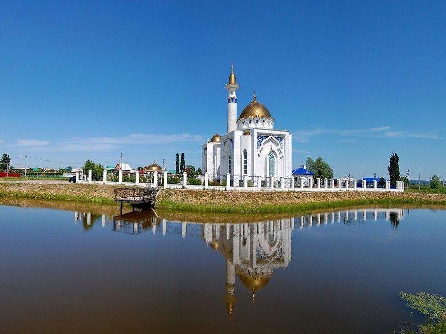 Фотография мечети Суфия