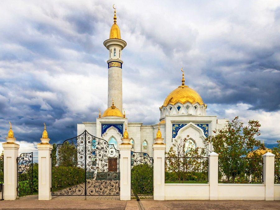 Фотография Кантюковской мечети