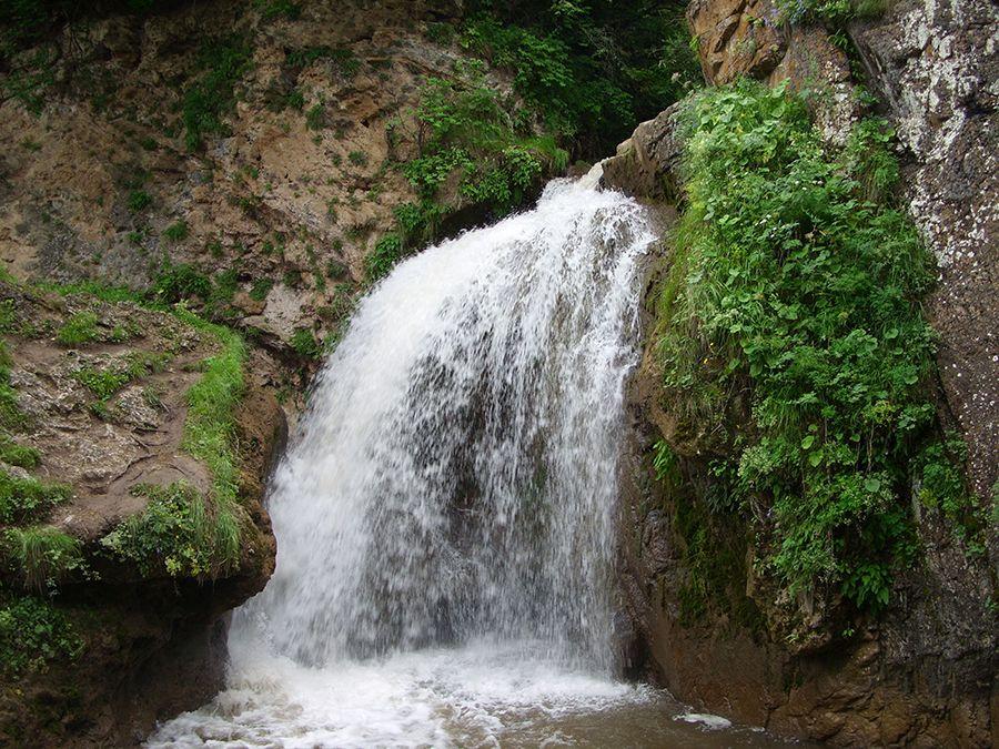 Фотография Жемчужного медового водопада