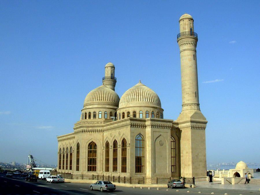 Мечеть Биби-Эйбат фотография Баку