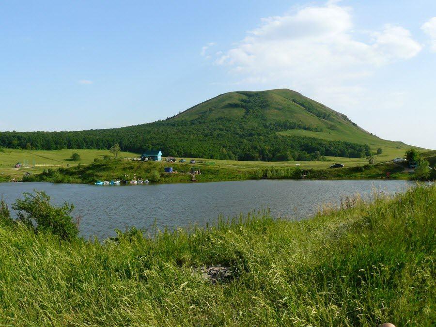 Панорама Ардымского шихана в Пензенской области фото