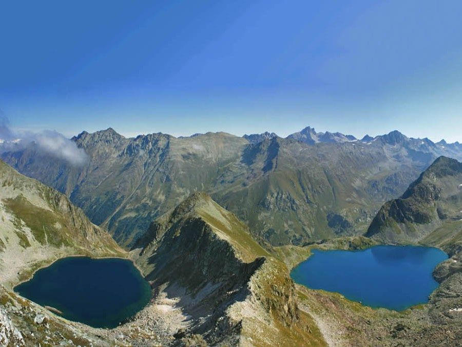 Фотография Муруджинских озер