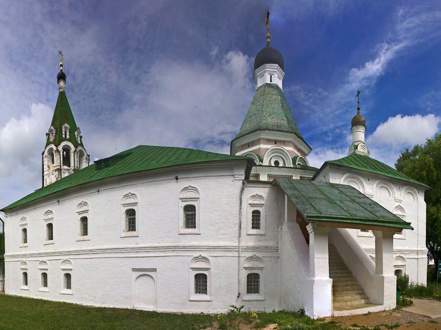 Музей-заповедник Александровская слобода фото