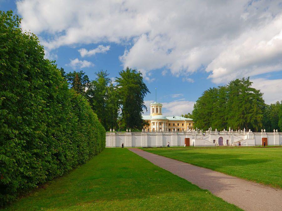 Усадьба Архангельское в Московской области фото