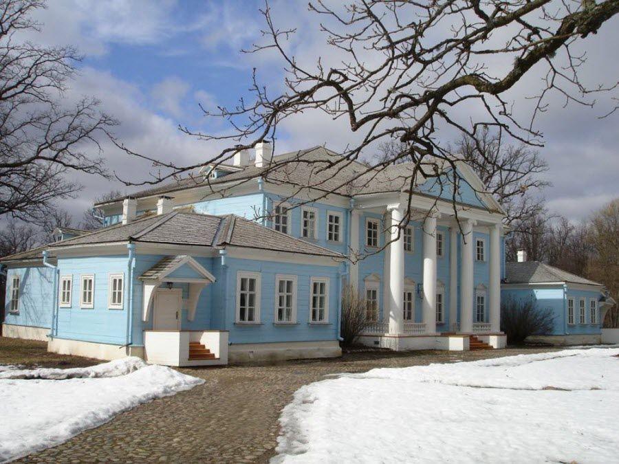 Музей-усадьба М.И. Глинки фото