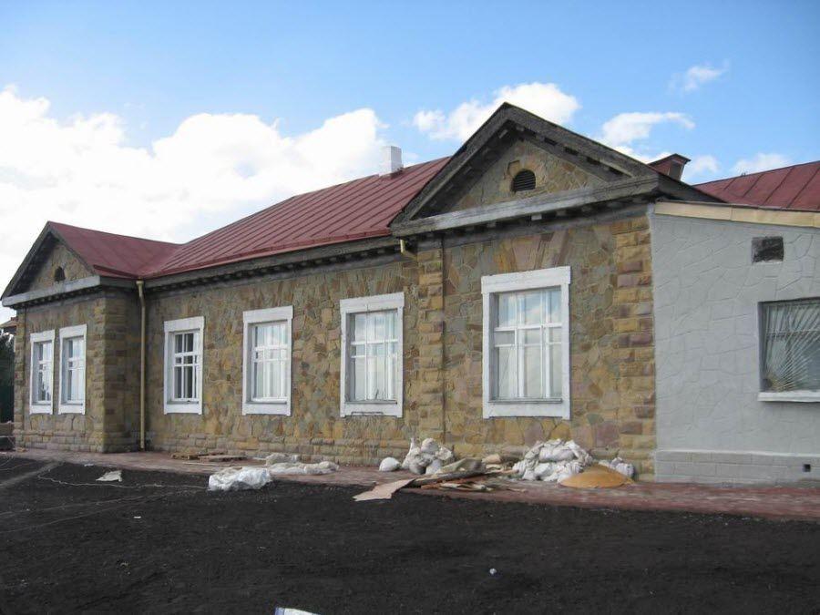 Фото архитектура музея-заповедника «Красная горка»