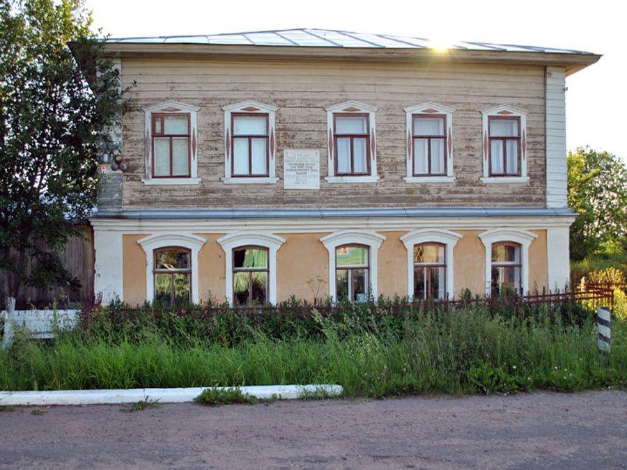 Музей-усадьба А. Н. Бакулева фото