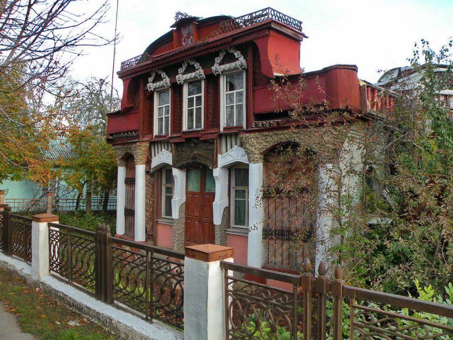 Музей-усадьба Край Долгоруковский фото