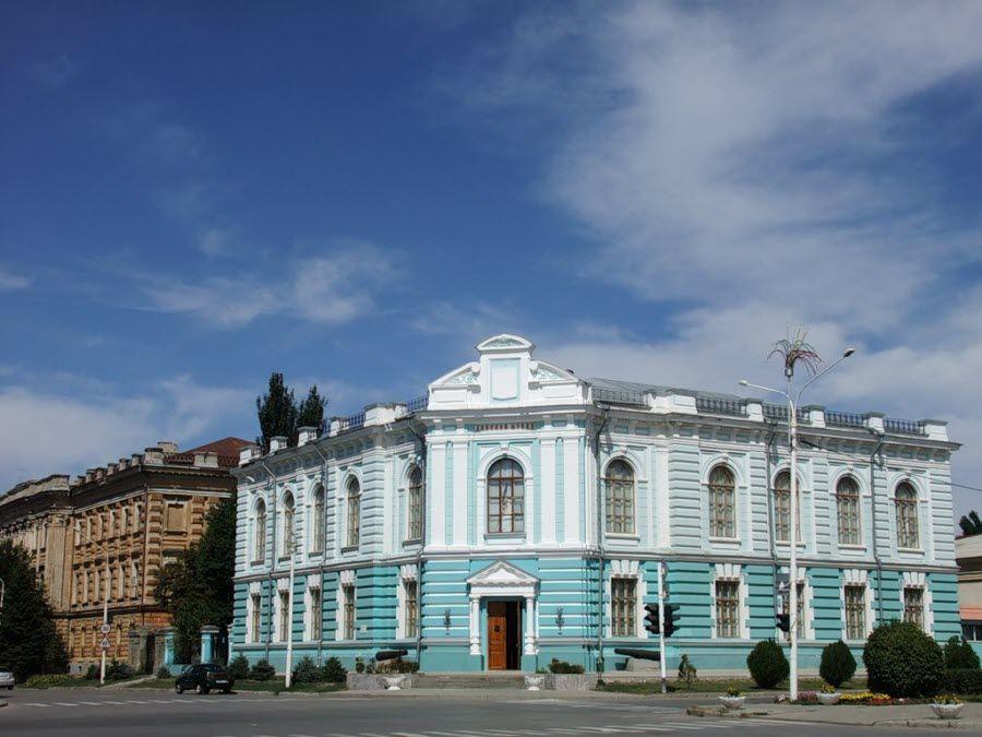 Панорама музея истории донского казачества фото