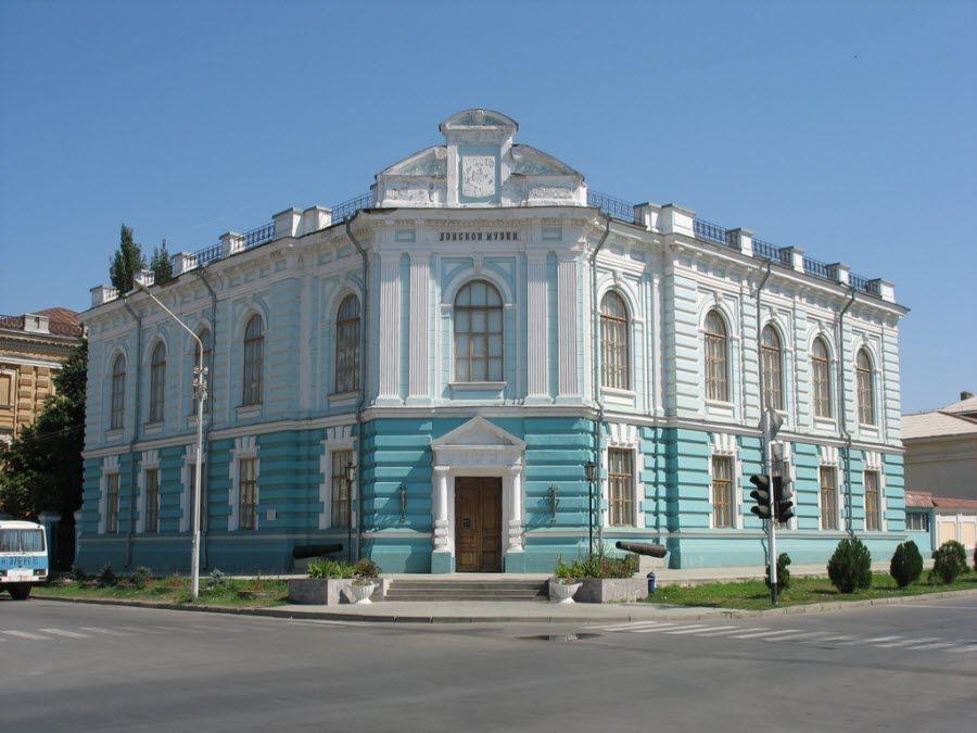 Музей истории донского казачества в городе Новочеркасск Ростовской области фото
