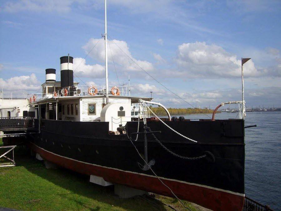 Музей-пароход «Святитель Николай» фото