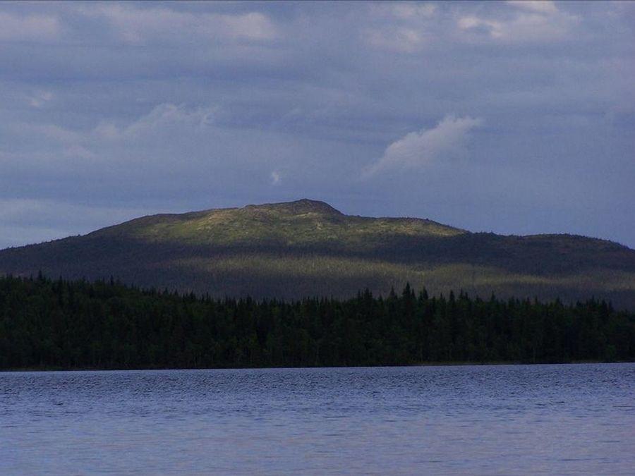 Фото горы Ноурунен в Карелии