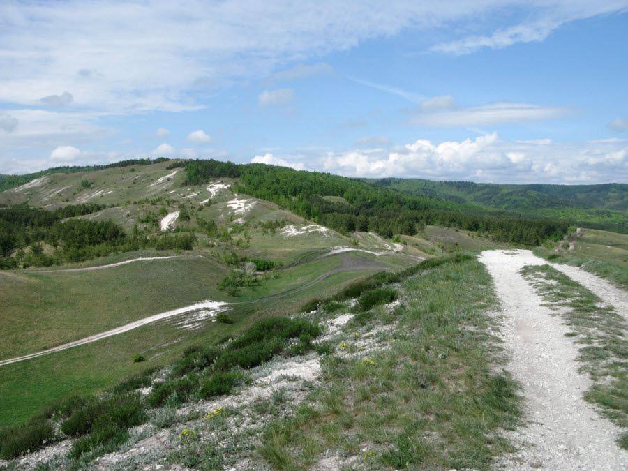 Красота Национального парка Хвалынский фото