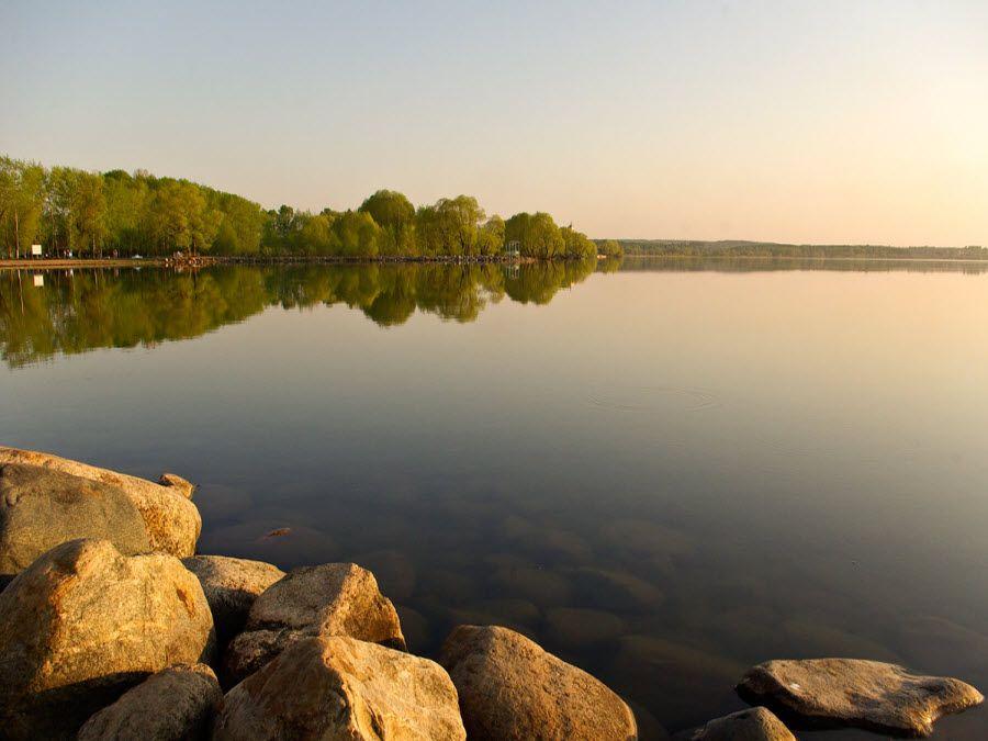Национальный парк Плещеево озеро фото