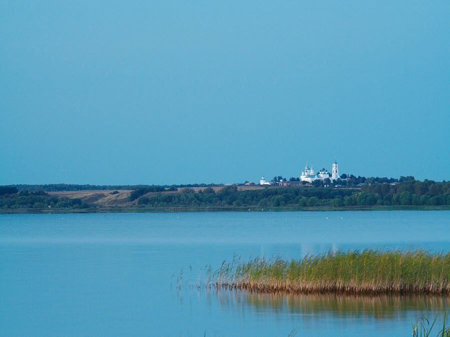 Плещеево озеро в Ярославской области фото