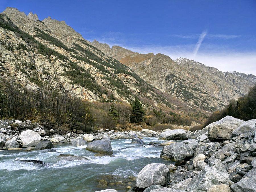 Фотография Приэльбрусья в Кабардино-Балкарии