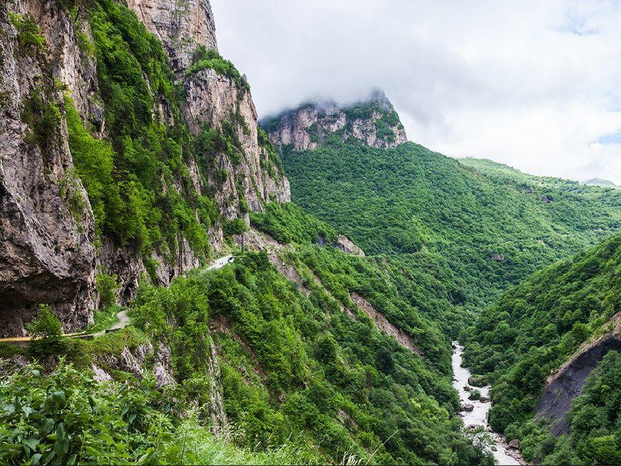 Фотография Национального парка Приэльбрусье в Кабардино-Балкарии