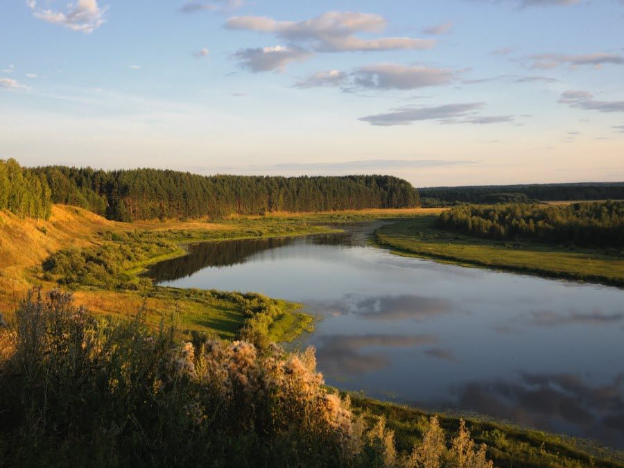 Природный парк Воскресенское Поветлужье фото