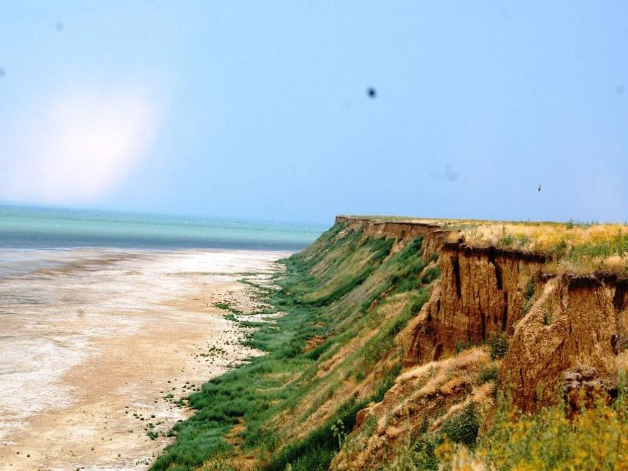 Фото ландшафта природного заповедника Ростовский