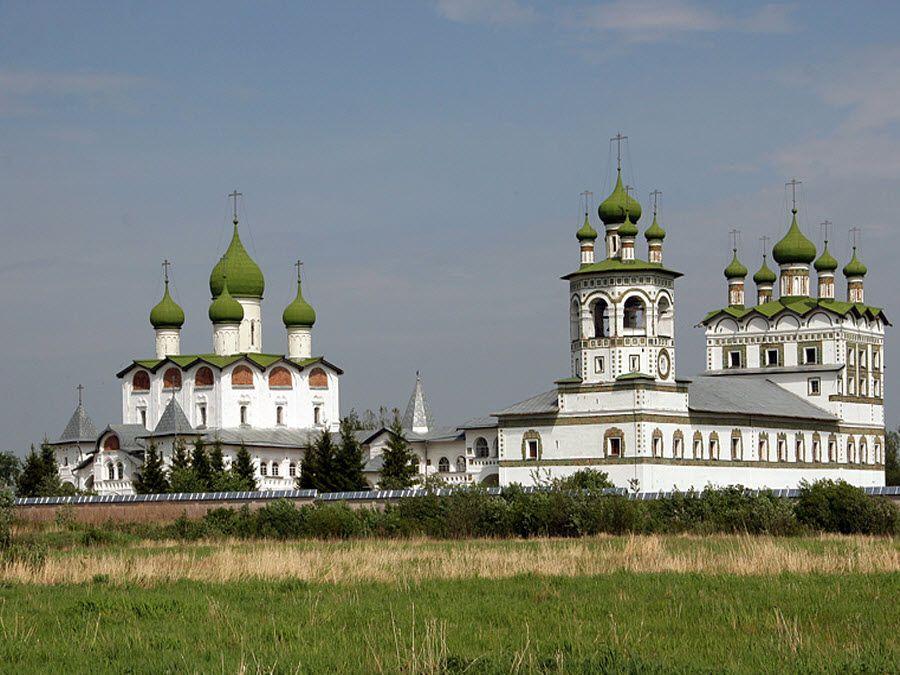 Николо-Вяжищский монастырь фото