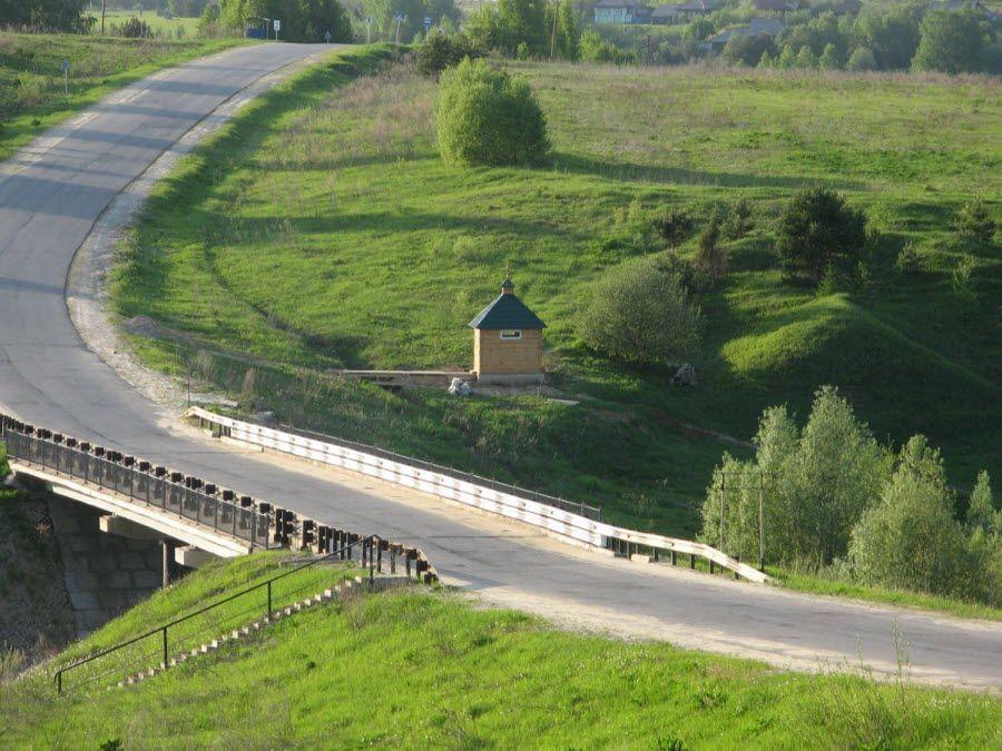 Фото Святого источника в Нижегородской области
