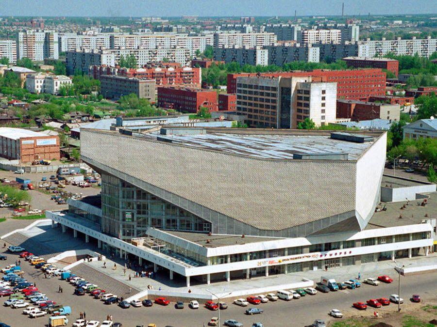 Фото красивого города Омска