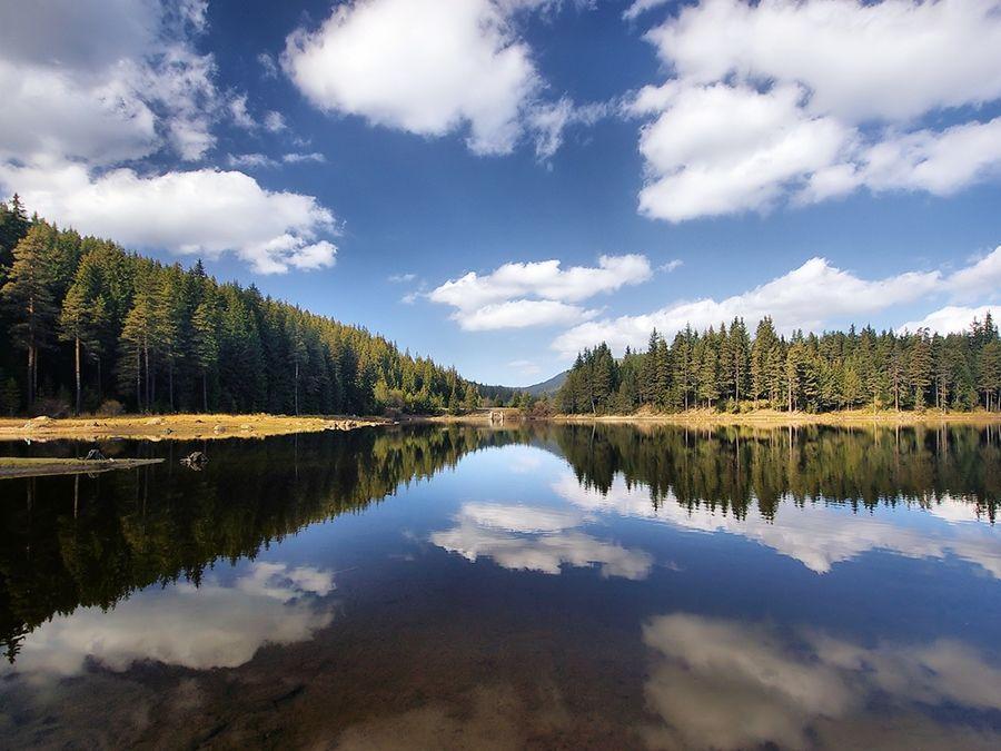 Фотография Онежского озера в Карелии