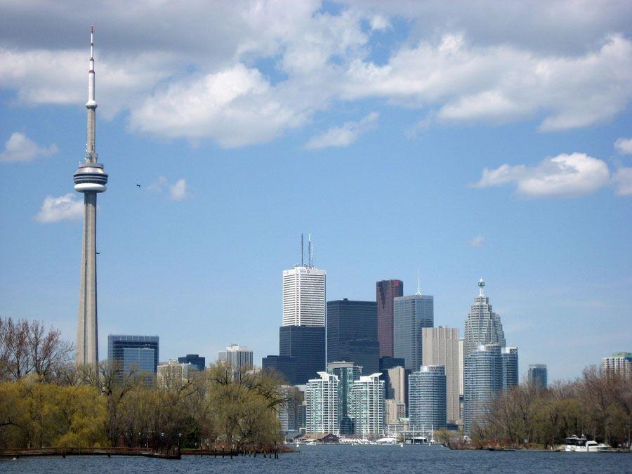 Небоскрёбы Онтарио Фото
