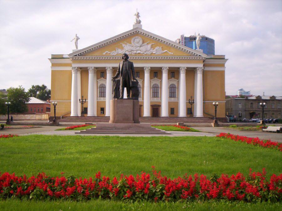 фото Театр оперы и балета им. М.И. Глинки