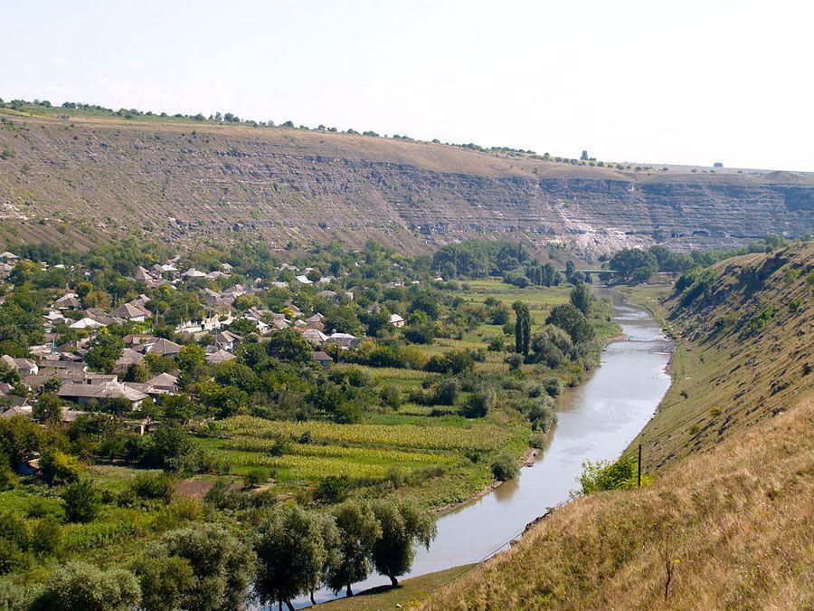 Oрхей-Вечи в Молдове фото