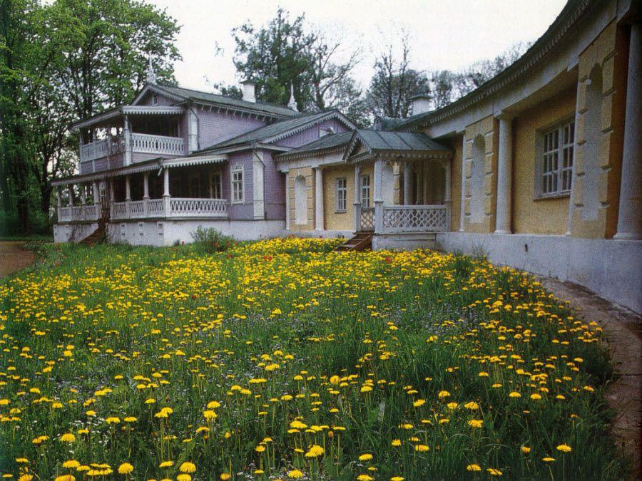 Фото древнего города Мценск в Орловской области