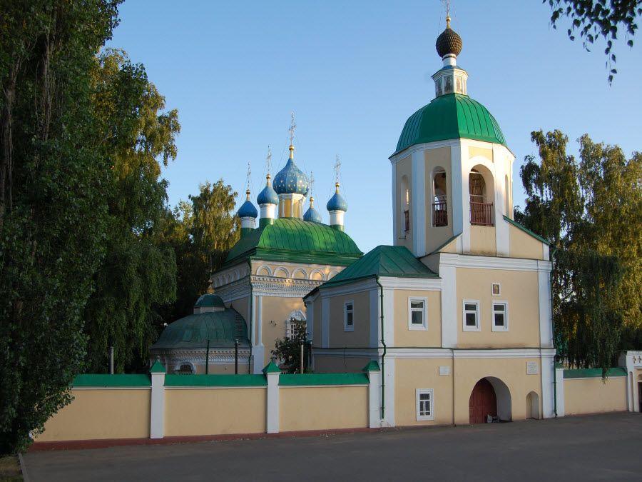 Фото городка Ливны Орловской области