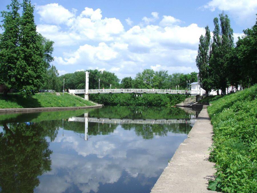 Фото поразительной природы Орловской области