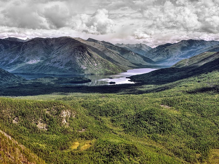 Фотография Озеро Фролиха фото Бурятии