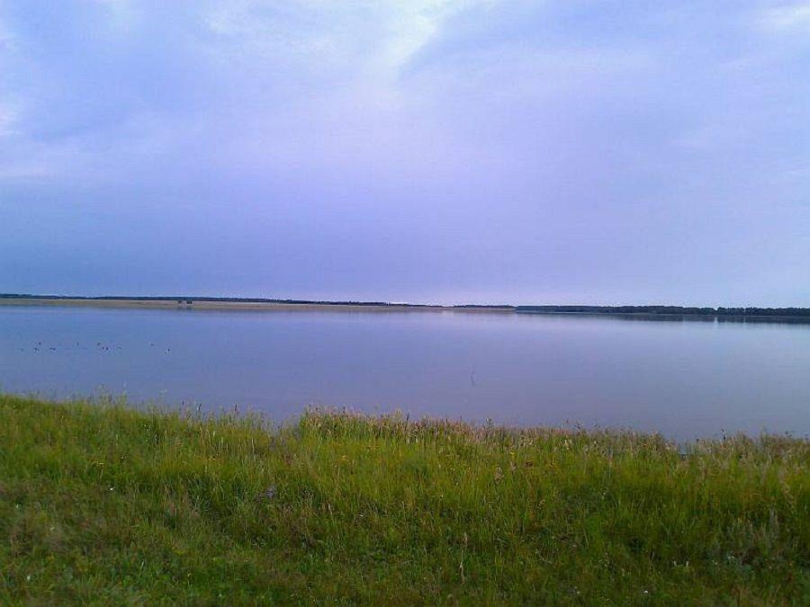 Фотография озера Голый Лиман в Калмыкии