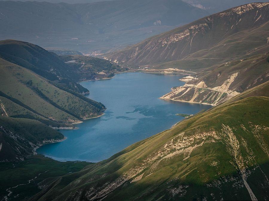 Фотография озера Кезеной-Ам в Дагестане