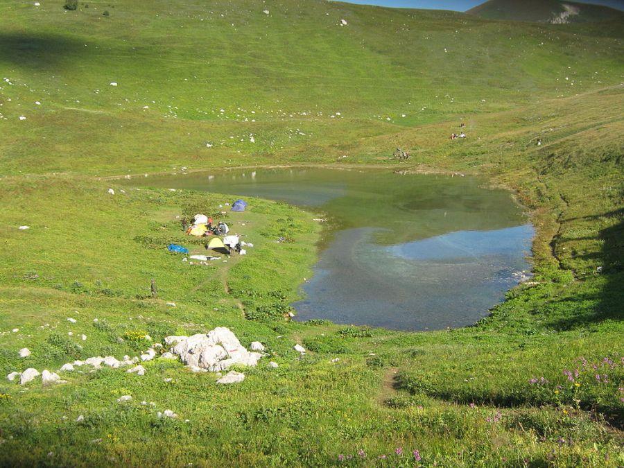Фотография озера Псенодах