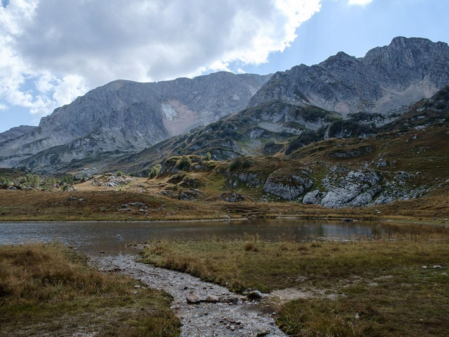 Озеро Псенодах фотография Адыгеи