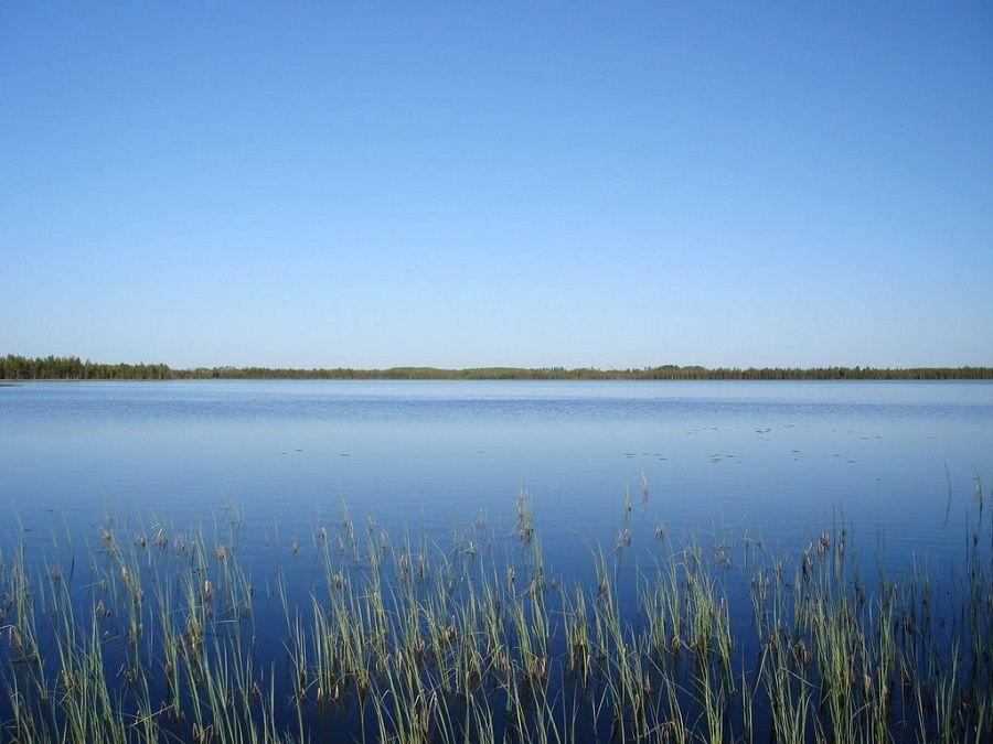 Фотография озера Царык в Калмыкии