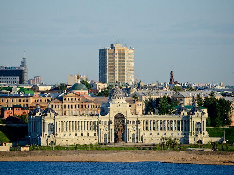 Дворец Земледельцев фото Казани