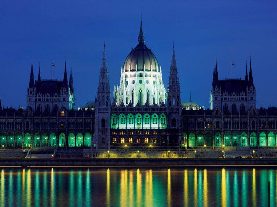 Здание парламента Будапешт Фото