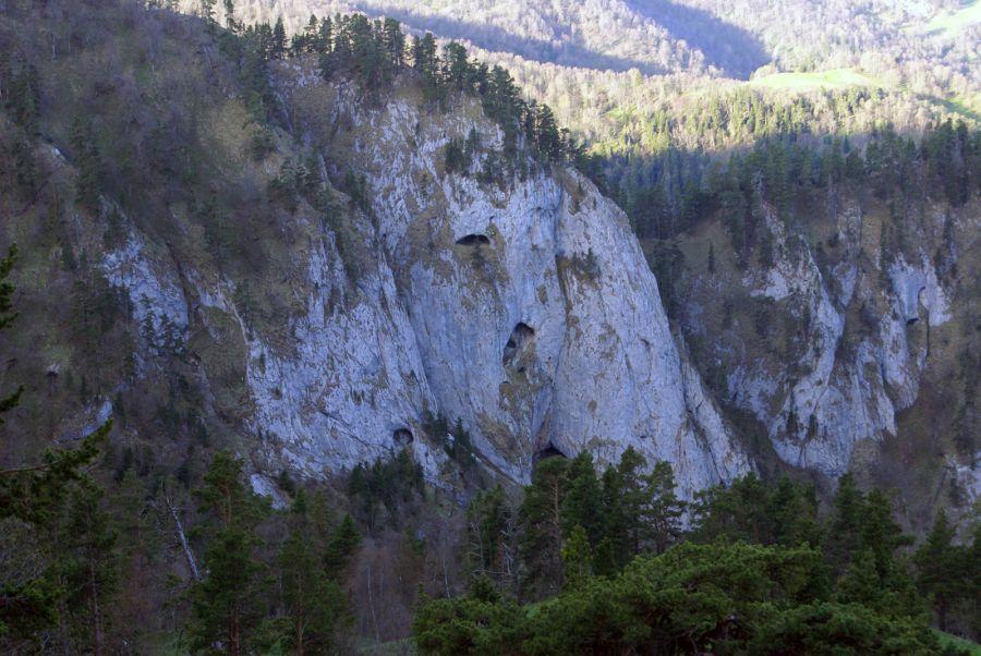 Перевал Чертовы ворота фото Адыгеи