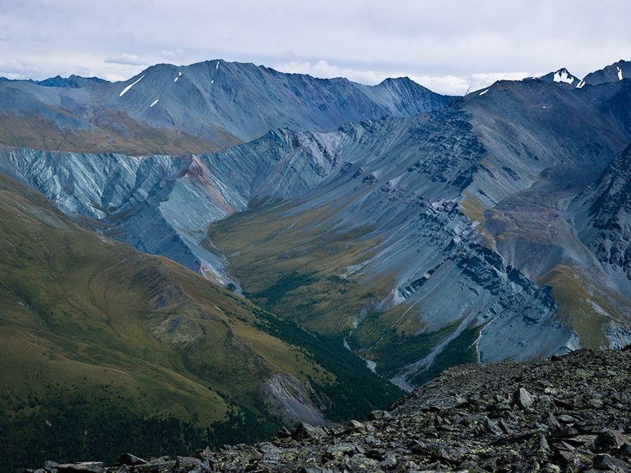 Перевал Каратюрек фотография Алтая