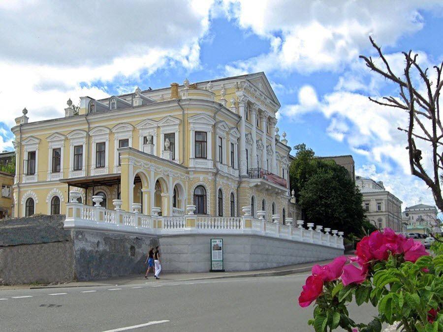 Дом Мешкова в Перми фотография