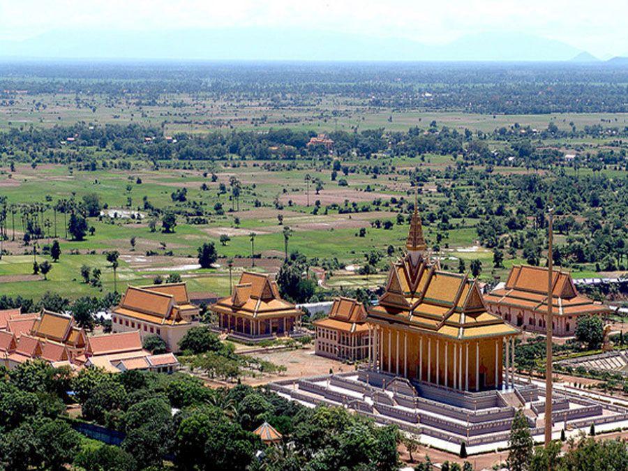 Город Пномудонг фотография